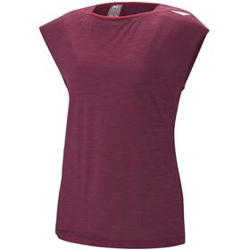 Millet LD Cloud Peak Wool TS Kortærmet T-shirt Damer pink